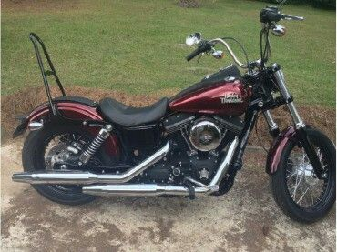 Harley Davidson. Dyna