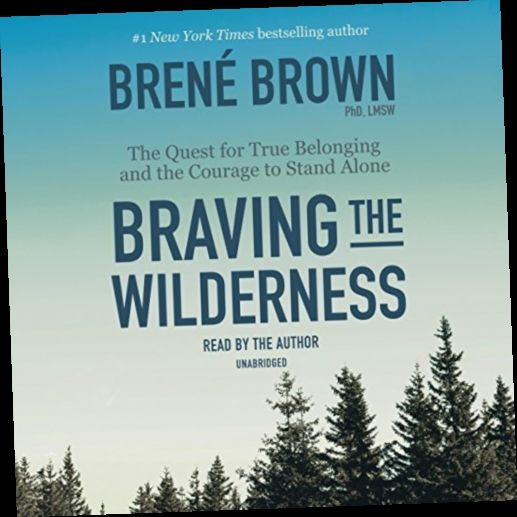 Ebook Pdf Epub Download Braving The Wilderness The Quest For True Belonging And The Courage To St Sunshine Books Audio Books Audible Books