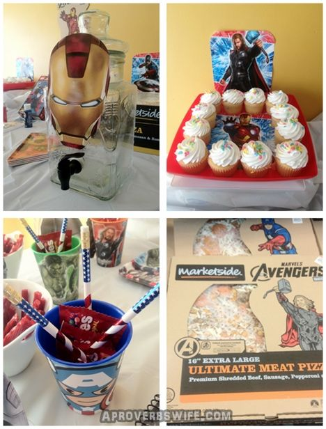 Marvel Avengers Family Fun Night: a fun night with everything you need at Walmart #MarvelAvengersWMT #CBias