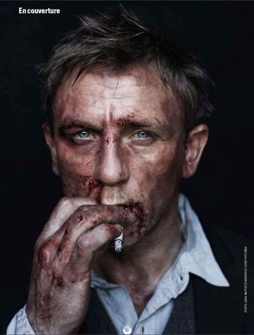 daniel craig - the girl with the dragon tattoo promo