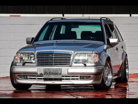 Mercedes Benz W124 Universal Tuning 4 Youtube Mercedes Benz Cars Mercedes Benz Mercedes W124