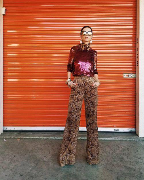 Тя е кралицата на зрелищния стил! | Fashion Inside