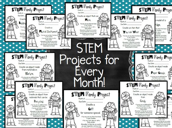 One of my students' very FAVORITE enrichment activities is our monthly STEM…