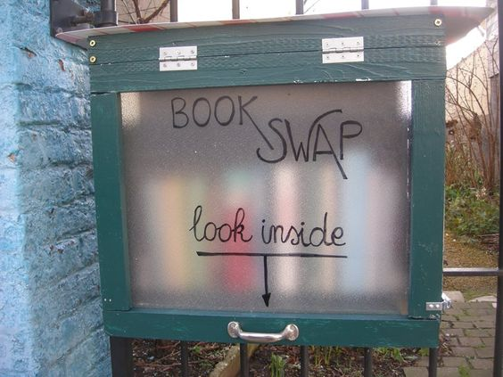 Book Swap Torhout