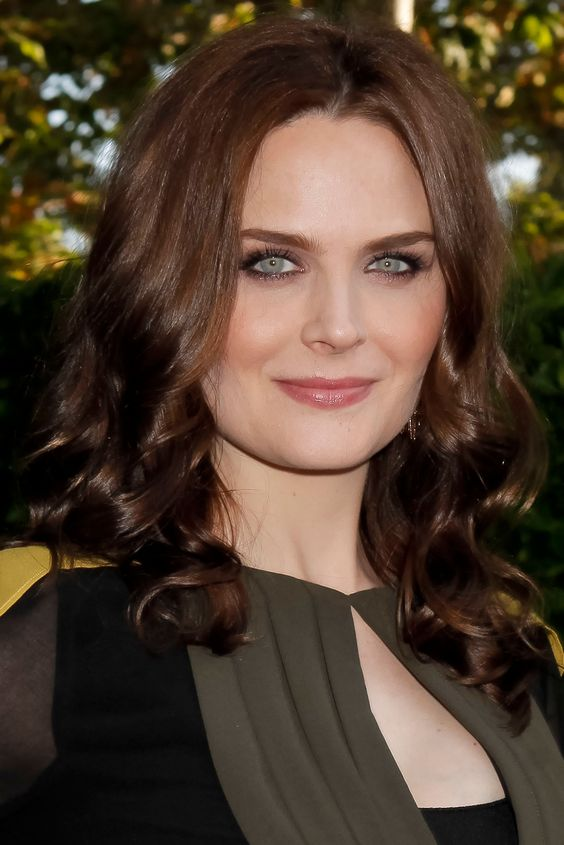Emily Deschanel | IIIMUSAS | Pinterest | Beautiful, Colors ...