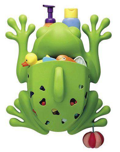 Frog Pod, baños divertidos y limpios
