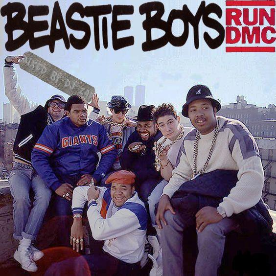 Beastie Boys.  RIP Adam.