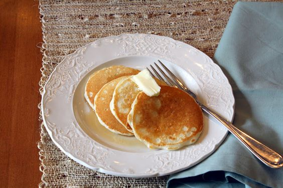 These are the pancakes I make for my son and he LOVES them.
