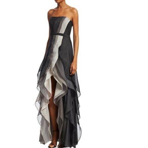 47+ Black and white ombre maxi dress ideas