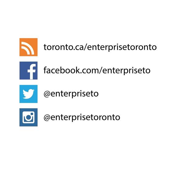 #Toronto #entrepreneur #EnterpriseToronto