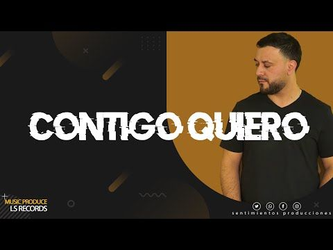Lucas Sugo Contigo Quiero Youtube Lucas Sugo Youtube Musical