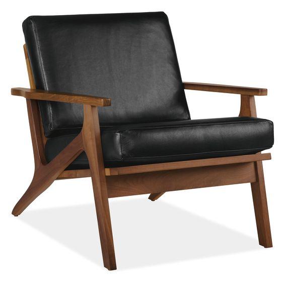 Room & Board | Sanna Leather Chair