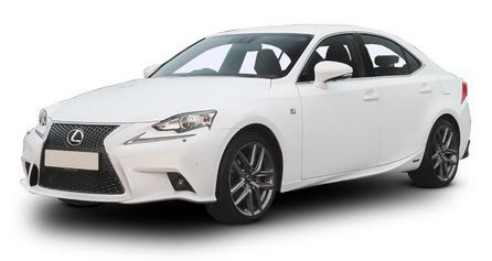 Lexus IS Crowned Auto Express Driver Power 2015 Winner