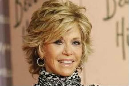 Marvelous 1000 Images About Hair Styles For Mom On Pinterest Jane Fonda Short Hairstyles Gunalazisus