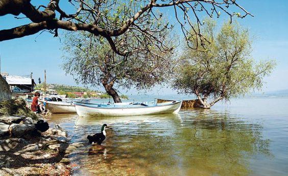 Bursa -Uluabat lake