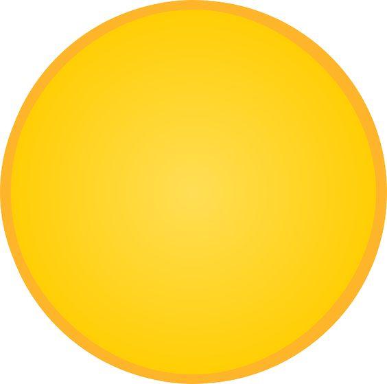 Free Image on Pixabay - Yellow, Circle, Round, Gold, Shape ...