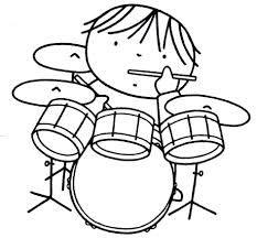 Kleurplaten Muziekinstrumenten Peuters.Afbeeldingsresultaat Voor Thema Muziek Met Peuters Muziek