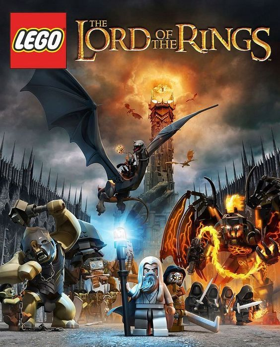 LEGO The Lord of the Rings (STEAMGIFT) DIGITAL