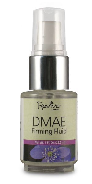DMAE Firming Fluid...Higher-potency DMAE concentrate is ideal to help firm and tone throat and facial skin for a more supple, more youthful look. Apply morning and night. Massage into throat and other areas to strengthen elasticity or to help repair slackened skin. Can be used under other day and night creams.