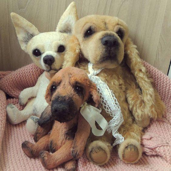 Собачки Кати Макогон