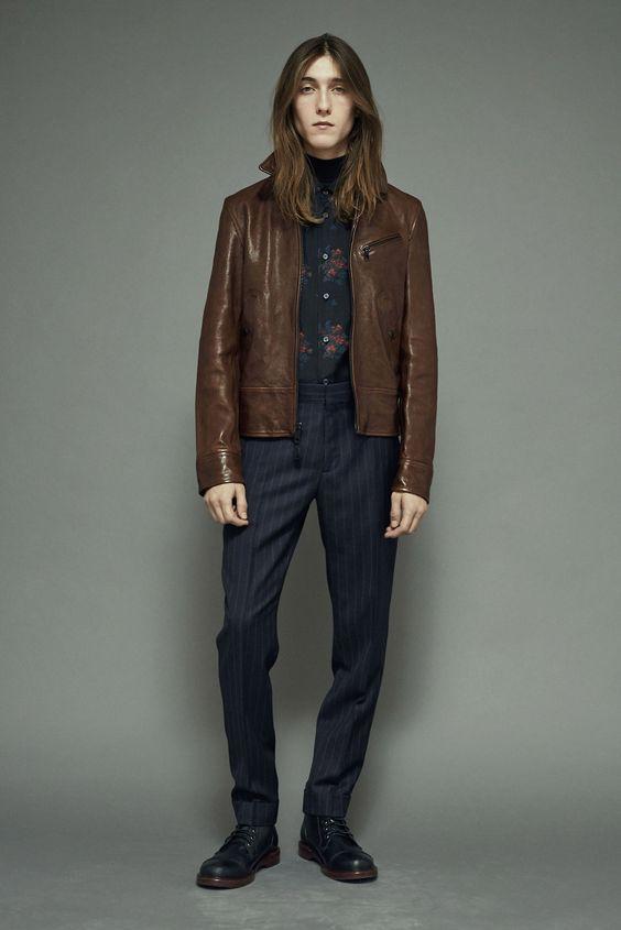 Marc Jacobs Fall 2015 Menswear