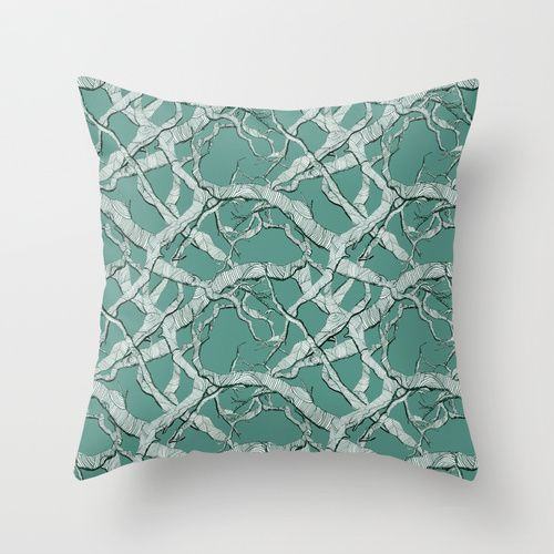 Winter Branches Cushion