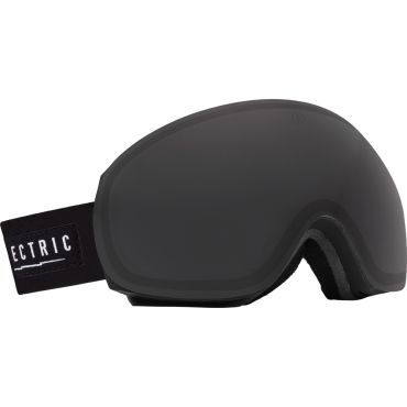 Electric Snow Goggles EG3 Black Tropic Jet Black
