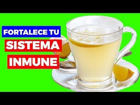 7 Remedios Caseros Para Fortalecer Tu Sistema Inmune Y Las Defensas De Tu Cuerpo Youtube Sistema Inmune Remedios Caseros Remedios