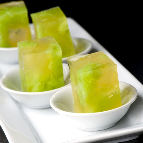"""Harry Potter inspired creation...""""Polyjuice Potion"""" Jelly Shots"""
