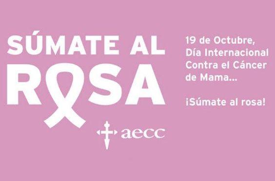 Hoy es el Día Mundial de la Lucha contra el Cáncer, acércate a los puntos de atención que se han instalado en muchas ciudades españolas e infórmate.  Súmate al rosa!!
