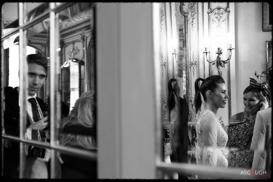 Wedding at the Savile Club by Jeff Ascough Pictures