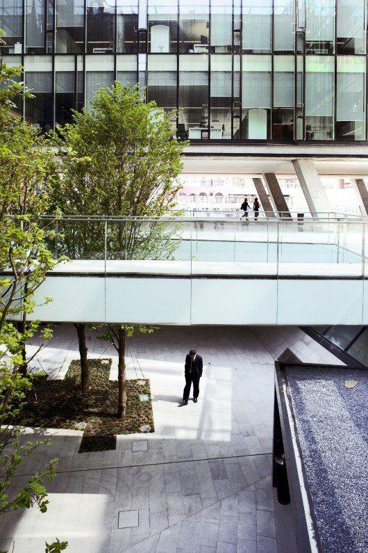 Mac 9 Zurich Insurance Company Italian Hq Scandurra Studio Architettura