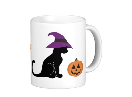 25 Halloween coffee and Travel Mugs