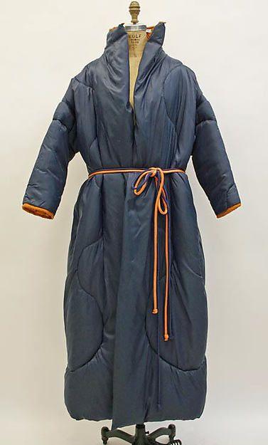 Coat Norma Kamali 1970