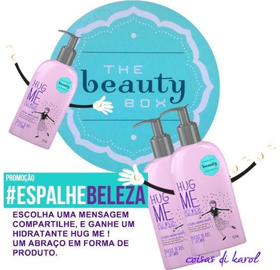 COISAS DI KAROL: Espalhe Beleza - Promoção sensacional da The Beaut...