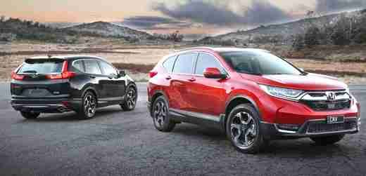 2019 Honda Crv Specs 2019 Honda Crv Changes 2019 Honda Crv