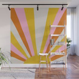 sunshine state of mind Wall Mural