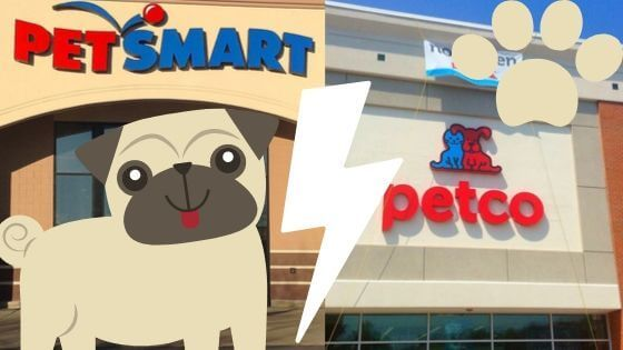 Petco And Petsmart Both Offer And Gives Useful Services Such As