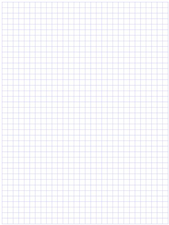 Printable graph paper for designing quilts – Ms Word Graph Paper