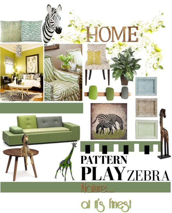 Zebra Inspiration