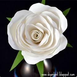 Paper Rose: