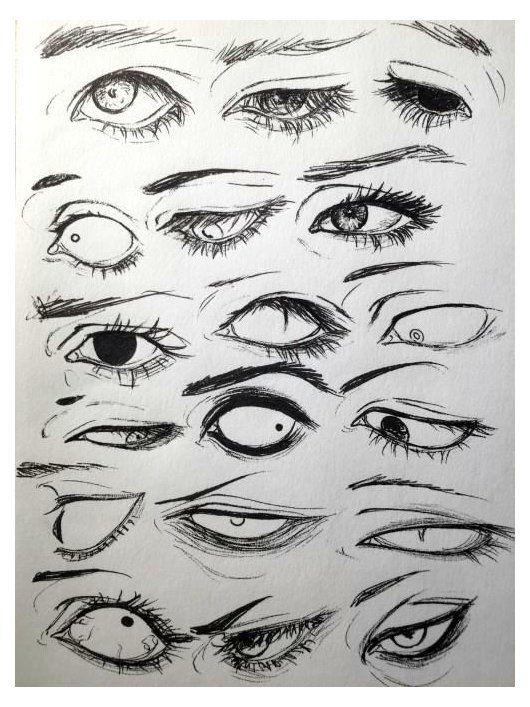 Drawings Manga Anime Drawings Manga Anime Anime Artdessinanime Drawings Manga Sketches Eye Drawing Drawings