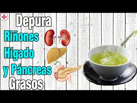 Cómo Depurar Los Riñones Hígado Y Páncreas Graso Con Un Preparado Natural Youtube Limpiar Riñones Riñones Profesional De La Salud