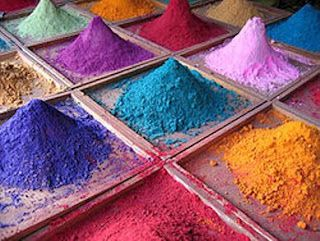 Powdered Dyes