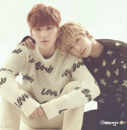 Monsta X Kihyun & Hyungwon