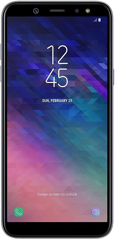 Samsung Galaxy A6 Smartphone 1425 Cm 56 Zoll 32gb Interner Speicher 3gb Ram Deutsche Version Samsung Hullen Samsung Z Samsung Samsung Hulle Smartphone