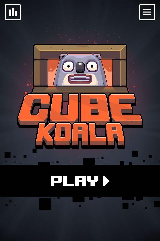 Cube Koala for iPhone and iPad – Happymagenta