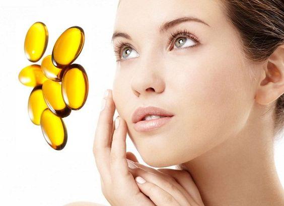 Mặt nạ chống lão hóa da bằng dầu dừa và vitamin E