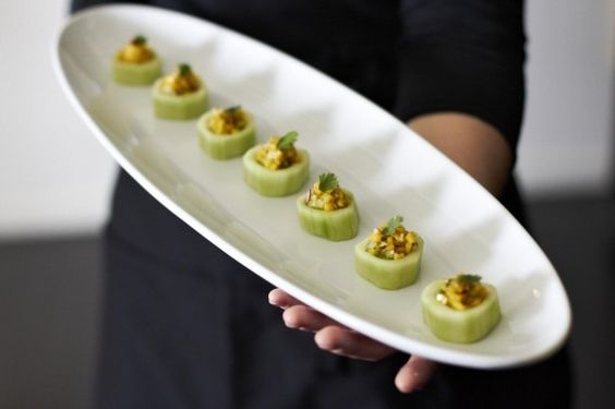 Taste of Pace: Outdoor Entertaining | Mousse, Cups and Raw Vegan