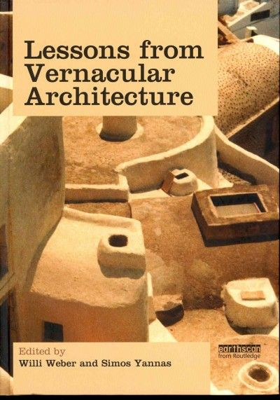 Lessons from vernacular architecture